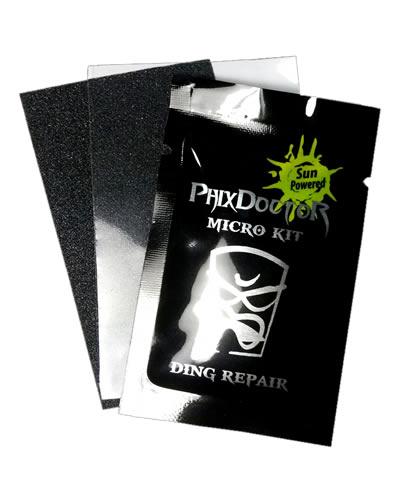 Surfboard Ding Repair Phix Doctor Rapid Repair Surfboard Ding Putty