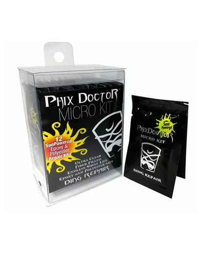 The Drifter 10 1 Travel Ding Kit Ding Repair Kits And